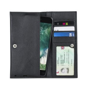 Bao da S10e dạng ví chính hãng