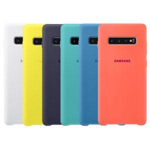 Ốp lưng Silicon Galaxy S10 Plus chính hãng giá rẻ