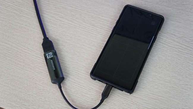 Dây cáp HDMI DeX Galaxy S10 Plus chính hãng Samsung