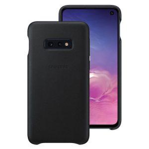 Ốp lưng da Leather cover Galaxy S10e chính hãng Samsung