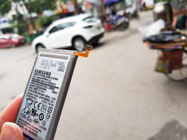 Pin Samsung Galaxy S10e bảo hành 6 tháng tại Hà Nội