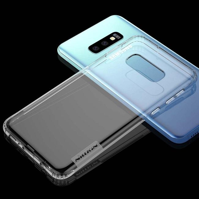 Ốp lưng Silicon Nillkin Galaxy S10e trong suốt 100%