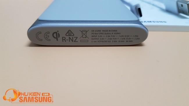 Pin dự phòng Galaxy S10 kiêm sạc không dây chính hãng