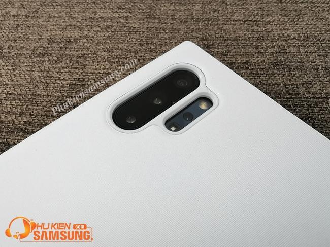 Bao da Led view Samsung Galaxy Note 10 Plus chính hãng