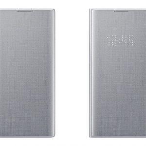 Bao da Led view Note 10 chính hãng Samsung