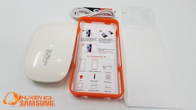 Kính cường lực UV Note 10 Plus full keo hiệu T-max cao cấp