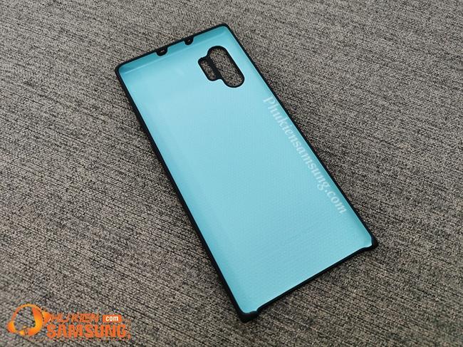 Ốp lưng Silicon màu Note 10 Plus chính hãng Samsung