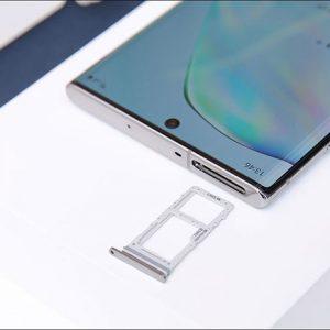 Khay sim Samsung Galaxy Note 10 Plus chính hãng