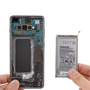 Thay pin Samsung Galaxy S10 5G chính hãng giá rẻ