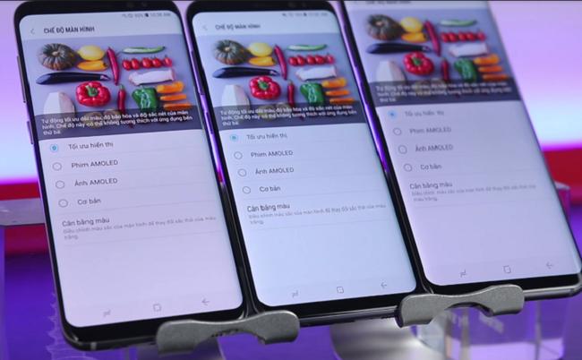 Dịch vụ FIX lỗi ám màn hình điện thoại Samsung uy tín - giá rẻ!
