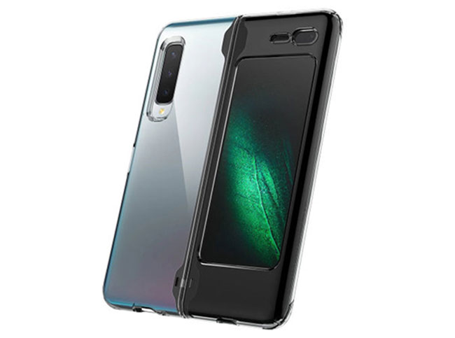 địa chỉ mua Ốp lưng chống sốc Samsung Galaxy Fold Spigen Ultra Hybrid chính hãng cao cấp độc lạ giá rẻ hà nội hcm
