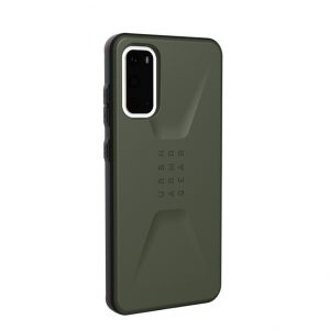 Địa chỉ mua ốp lưng chống sốc UAG Samsung S20 Civilian đẹp chính hãng giá rẻ Hà Nội TPHCM