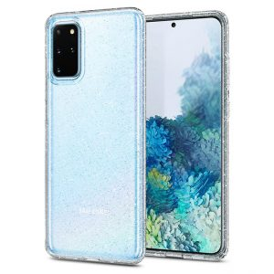 Ốp lưng Galaxy S20 Plus Spigen Liquid Crystal Glitter đẹp cao cấp