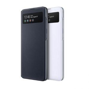 Bao da Galaxy Note 10 Lite S View cao cấp thông minh ZIN