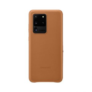 Ốp lưng Leather Cover Galaxy S20 Ultra chính hãng Samsung cao cấp tốt nhất giá rẻ