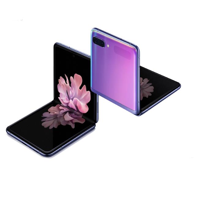 Ốp lưng Clear Cover Galaxy Z Flip đẹp chính hãng giá rẻ