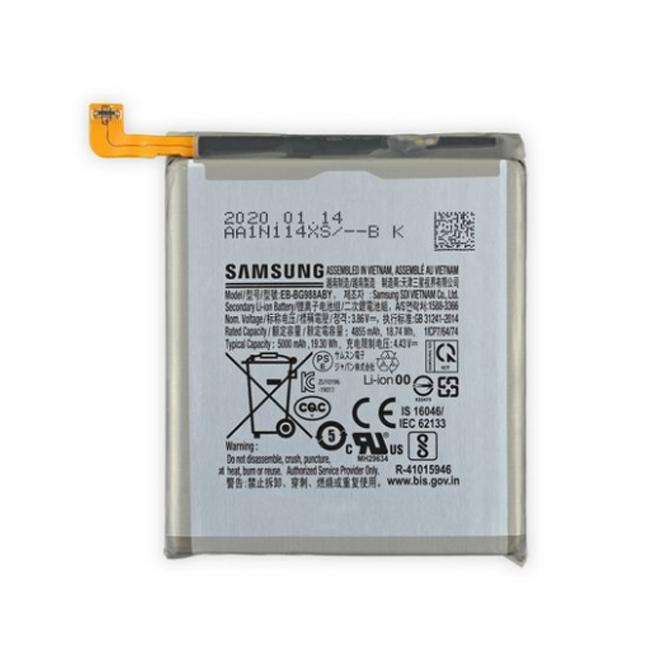 Thay pin Galaxy S20 Ultra zin chính hãng lấy ngay giá rẻ