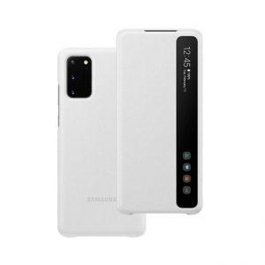 Bao da Clear View Galaxy S20 FE zin chính hãng có bảo hành giá rẻ hà nội tphcm