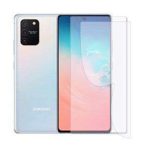 Miếng dán PPF full màn hình, mặt lưng Galaxy S10 Lite tốt nhất chống xước giá rẻ hà nội tphcm