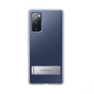 Ốp lưng Galaxy S20 FE Clear Standing trong suốt có thanh chống chính hãng giá rẻ hà nội tphcm